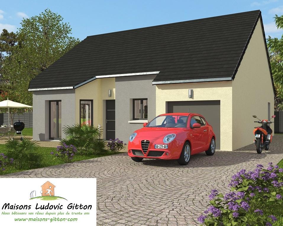 Vente – Maison – 4 pièce(s) – 94 m² – Viry-Châtillon (91170) – 143370 €