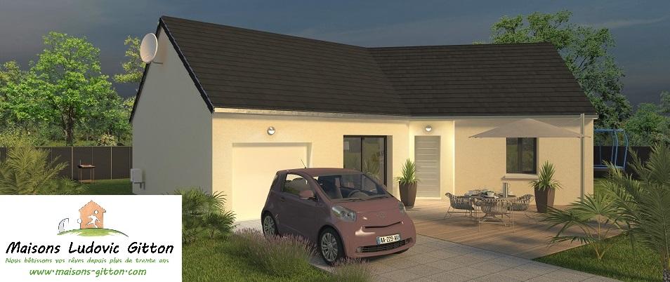Vente – Maison – 4 pièce(s) – 99 m² – La Ferté-Saint-Aubin (45240) – 170400 €