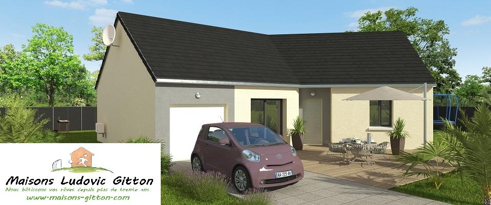 Vente – Maison – 4 pièce(s) – 99 m² – Cosne-Cours-sur-Loire (58200) – 133400 €