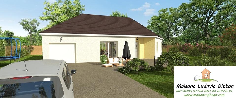 Vente – Maison – 5 pièce(s) – 104 m² – Bourges (18000) – 147500 €